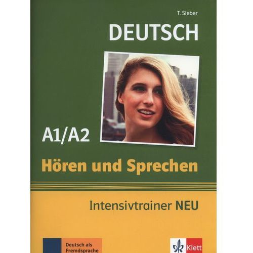 Horen und Sprechen Intensivtrainer A1/A2 (80 str.)