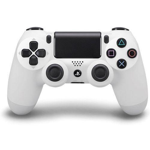 dualshock 4 v2 biały marki Sony