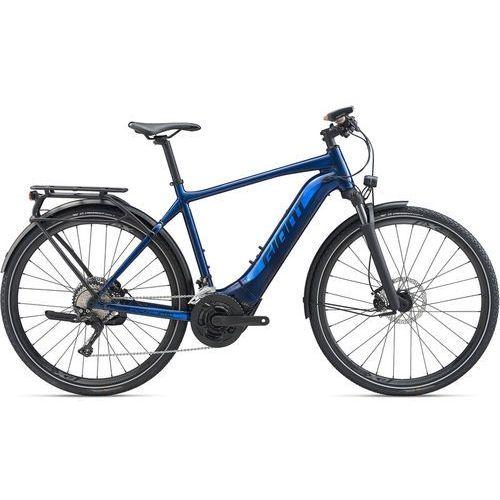 "explore e+ 0 pro gts, navy blue/metallic blue l | 53,5cm (28"") 2020 rowery elektryczne marki Giant"