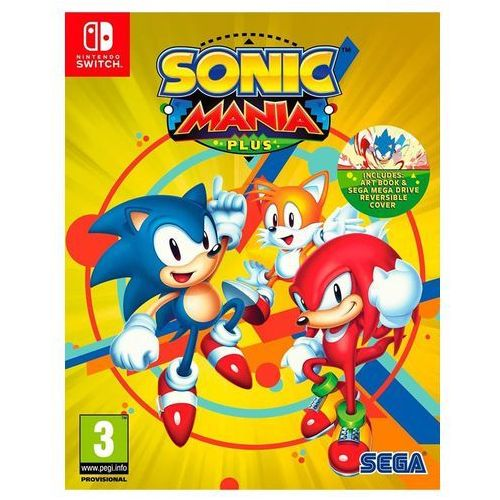 Cenega Gra NS Sonic Mania Plus (5055277031979)