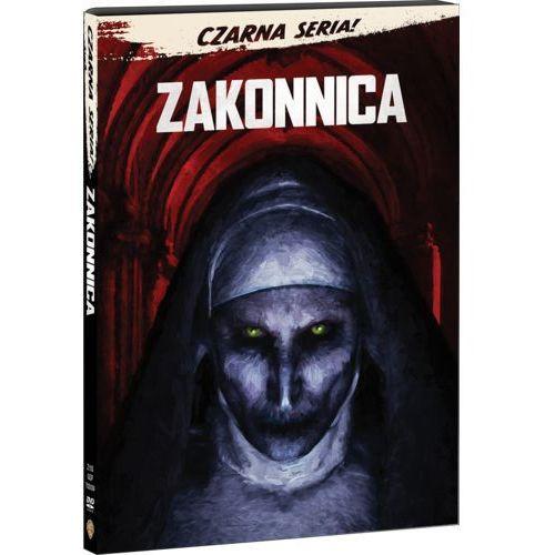 Corin hardy Zakonnica (dvd) czarna seria (płyta dvd) (7321932350395)