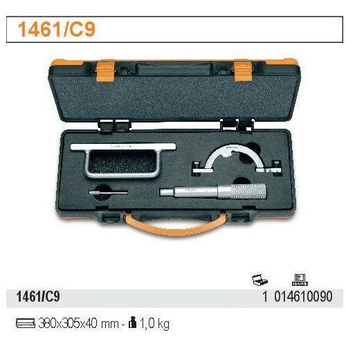 Zestaw narzędzi do blokowania i ustawiania układu rozrządu w silnikach opel 1,0 12v, 1,2-1,6 16v, model 1461/c9, marki Beta