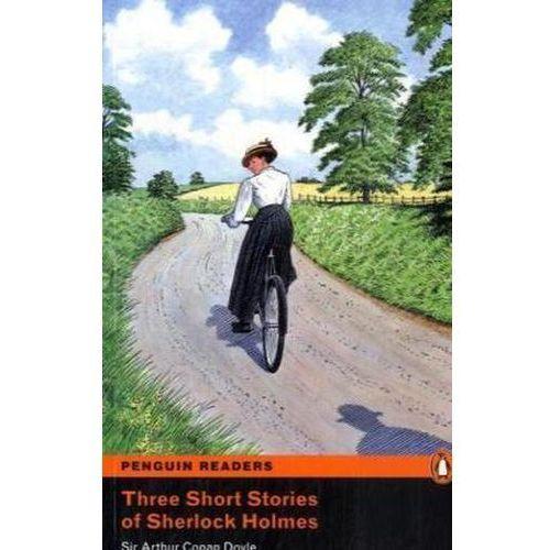 Three Short Stories of Sherlock Holmes, Arthur Conan Doyle