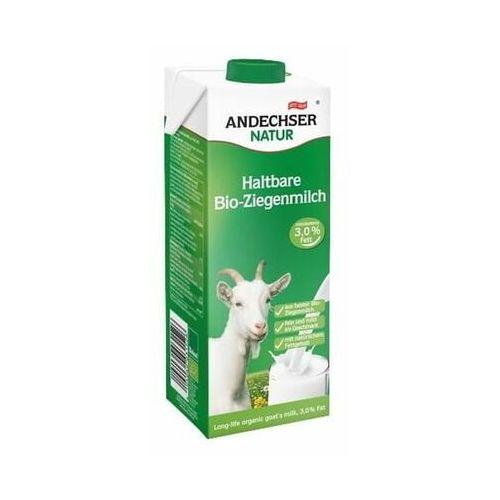 Mleko kozie 3% BIO 1 l Andechser Natur
