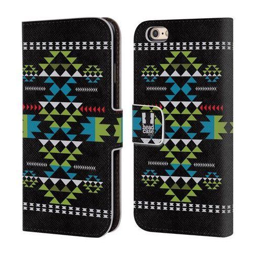 Etui portfel na telefon - neo navajo black marki Head case