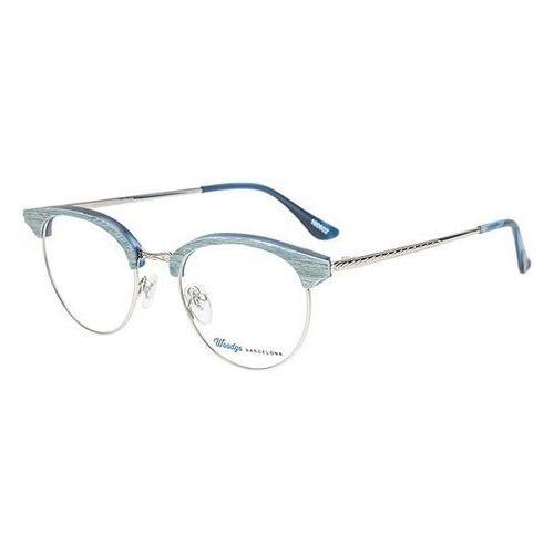 Woodys barcelona Okulary korekcyjne godfather 03