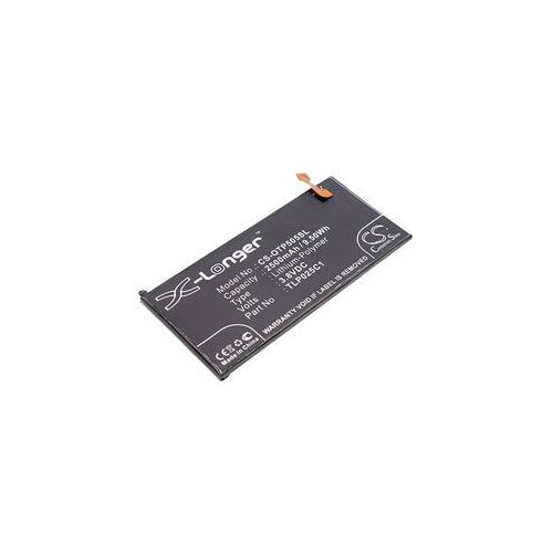Alcatel One Touch Pop 4 Plus / TLP025C1 2500mAh 9.50Wh Li-Polymer 3.8V (Cameron Sino)