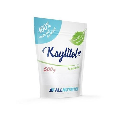 Słodzik ALLNUTRITION Green Line Ksylitol 500g Najlepszy produkt (5902837719498)