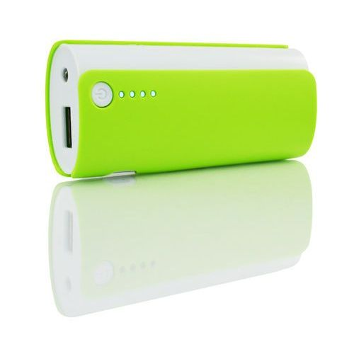 NonStop PowerBank Ammo Zielony 4000mAh - Zielony \ 4000mAh (5901812992635)