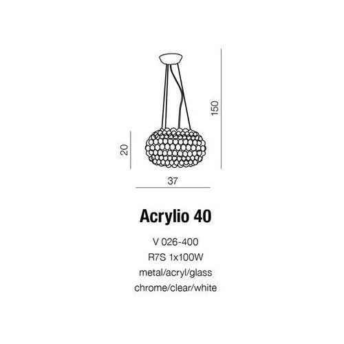 Acrylio 40 P Azzardo