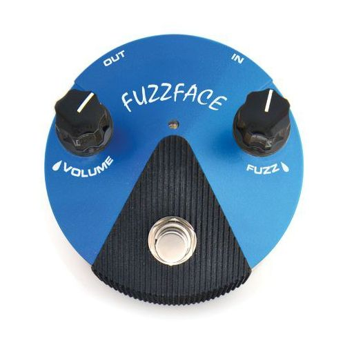 Dunlop FFM1 - Silicon Fuzz Face Mini Distortion