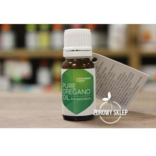 Hepatica Pure oregano oil 10ml 100% oleju z dzikiego oregano