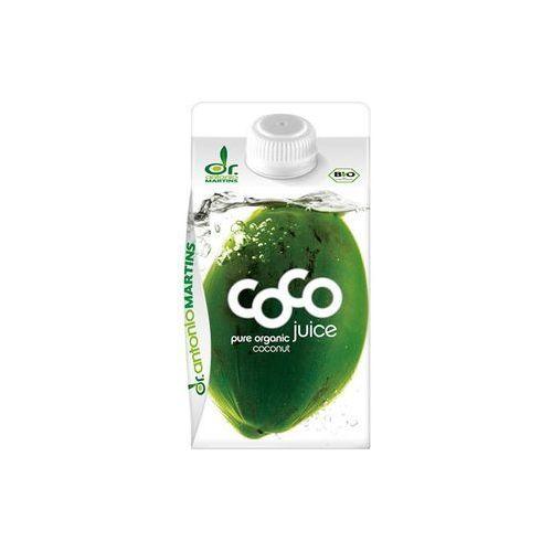 WODA KOKOS. NATURALNA BIO 500ml-COCO (DR MARTINS)