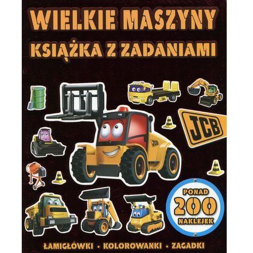 Wielkie maszyny Książka z zadaniami - Wysyłka od 3,99 - porównuj ceny z wysyłką, Olesiejuk