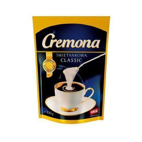200g śmietankowa classic zabielacz do kawy i herbaty marki Cremona