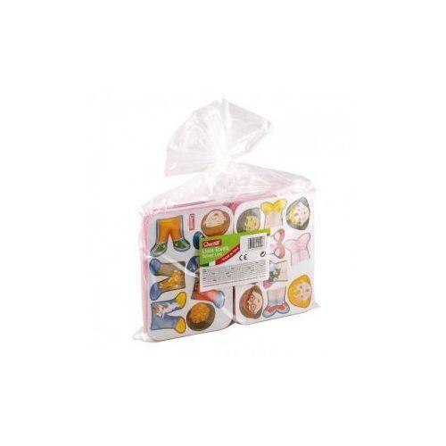 Układanka magnetyczna Dress Baby 24 sztuki mix z kategorii układanki