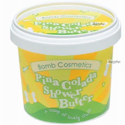 Bomb Cosmetics Pina Colada - myjące masło pod prysznic 365ml