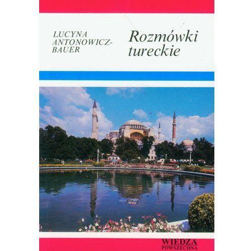 Rozmówki tureckie, oprawa kartonowa