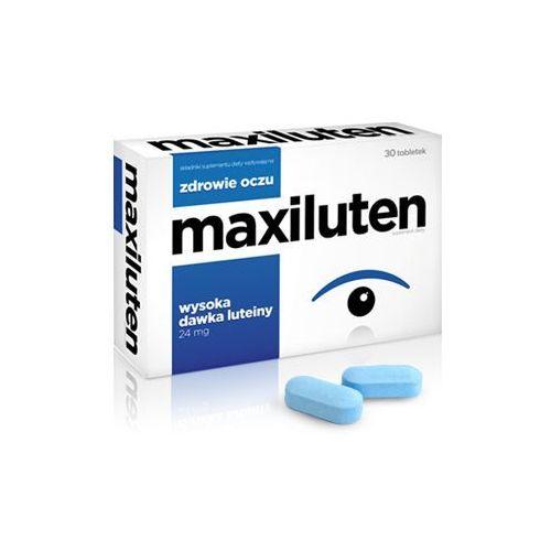 Aflofarm farmacja polska sp. z o.o. Maxiluten tabl. 30 tabl. (5906071004549)