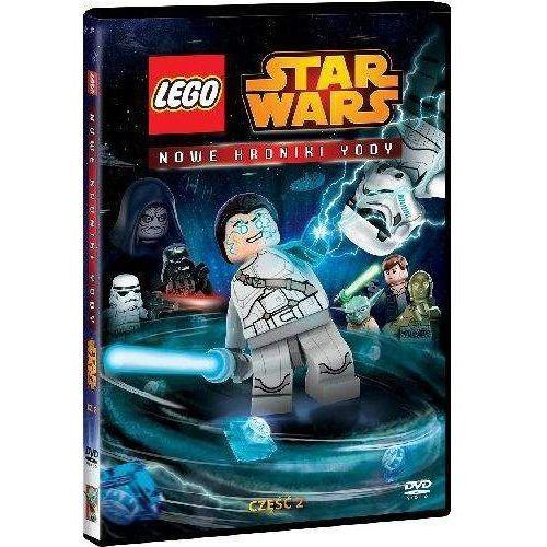 LEGO Star Wars: Nowe kroniki Yody. Część 2 (DVD) (7321917505246)
