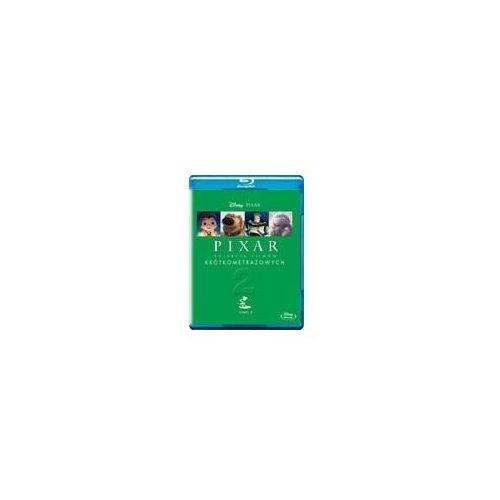 Różni Pixar kolekcja filmów krótkometrazowych, czesc 2 (bd) disney pixar (płyta bluray)