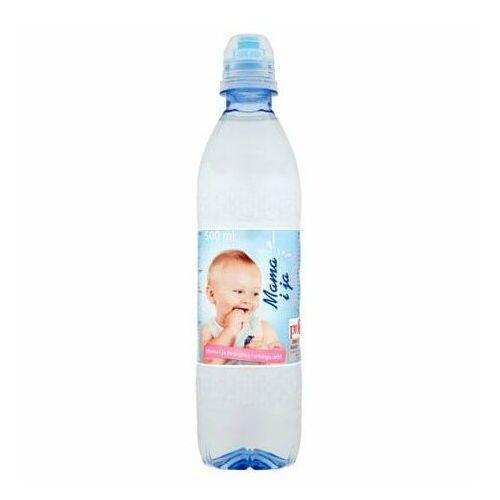 Woda źródlana 500 ml Mama i ja