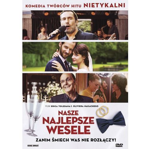 Kino świat Nasze najlepsze wesele dvd (płyta dvd)