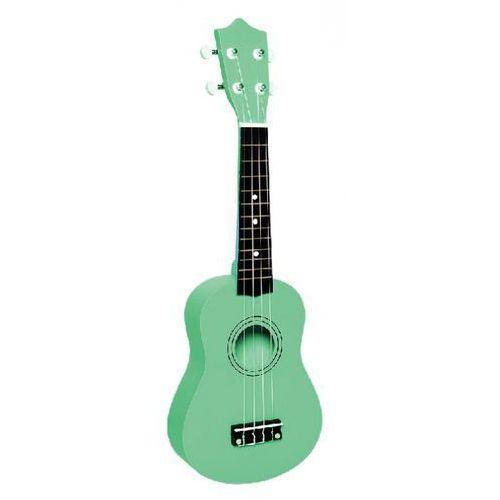 Fzone fzu-002 21 inch mint green ukulele sopranowe