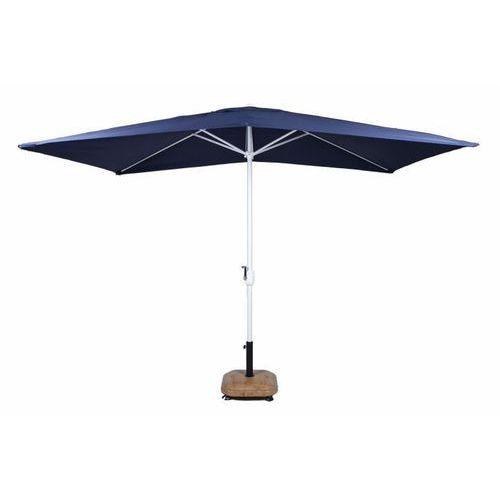 Parasol ogrodowy prostokątny niebieski 2 x 3 m
