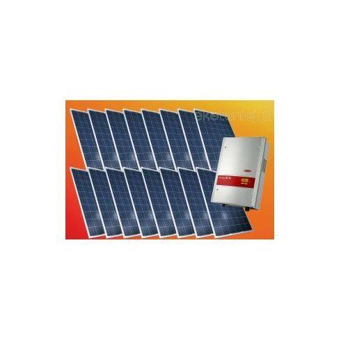 Zestaw ogniw 3.84kW Canadian Solar CS6P-240P + falownik Fronius IG TL 3.6, kup u jednego z partnerów