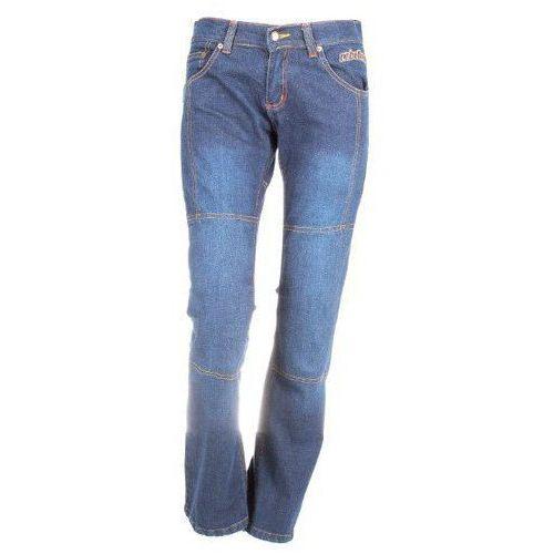 Spodnie motocyklowe damskie jeans rebelhorn classic marki Rebelhorn 2018