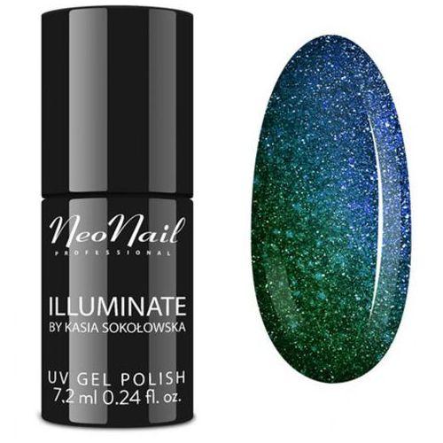 intense malachite lakier hybrydowy (6382) marki Neonail