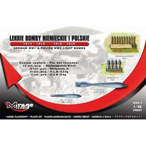 Lekkie Bomby Niemieckie i Polskie, 217532