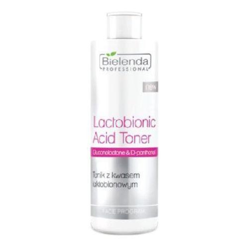 Bielenda professional lactobionic acid toner tonik z kwasem laktobionowym