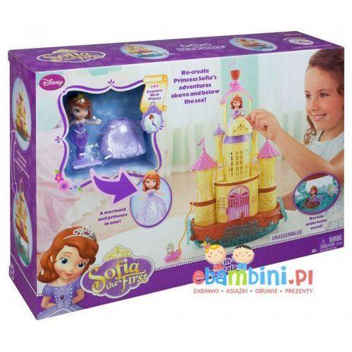 WAKACYJNY PAŁAC ZOSI Disney Mattel BDK61 (domek dla lalek) od www.ebambini.pl