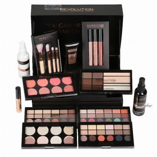 Makeup revolution - 12 days of christmas storage set - zestaw kosmetyków do makijażu (5029066093271)