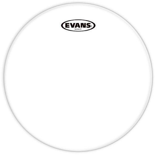 Evans tt10g1 naciąg perkusyjny 10″, przeźroczysty