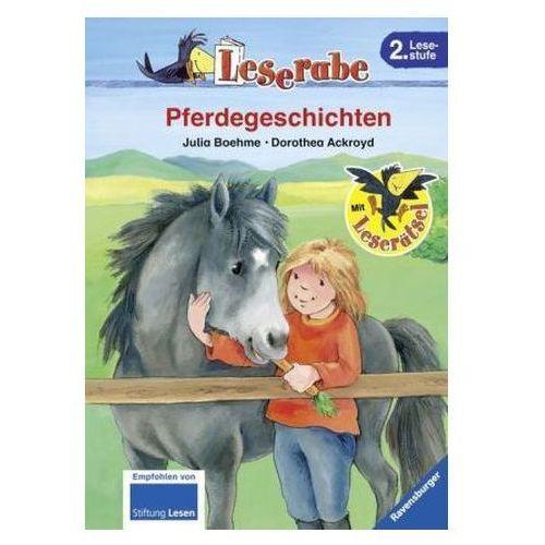 Pferdegeschichten (9783473362868)