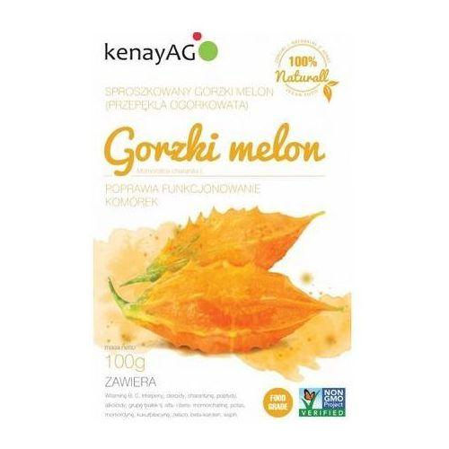 Gorzki melon - sproszkowany owoc - ekstrakt 100g, KENAY