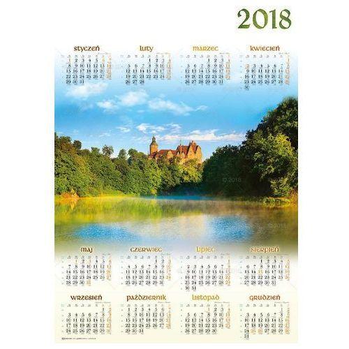 Kalendarz plakatowy a1 zamek czocha pl05 marki Lucrum