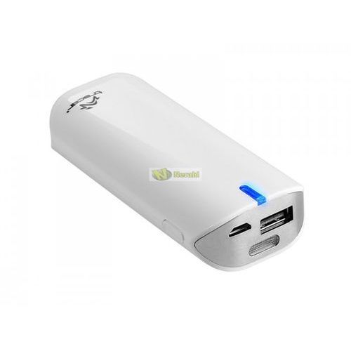 Tracer Power bank 5200 mah biały (5907512852002)