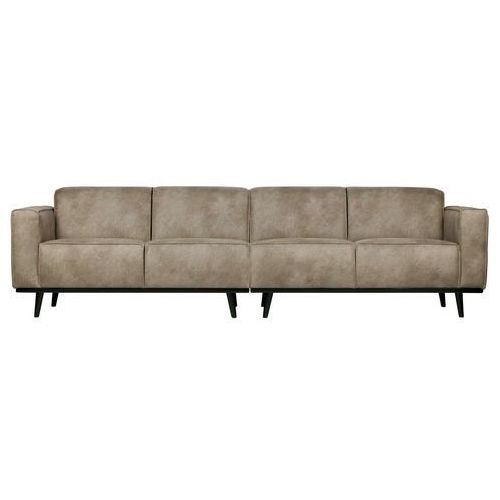 Be Pure Sofa Statement 4-osobowa 280 cm skóra słonia 378657-105, 378657-105