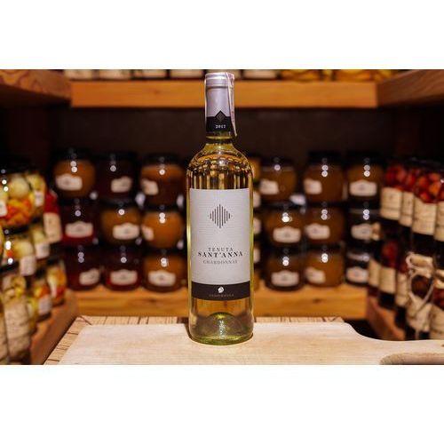 Fattorie del duca włoskie delikatesy Wino białe tenuta sant'anna chardonnay