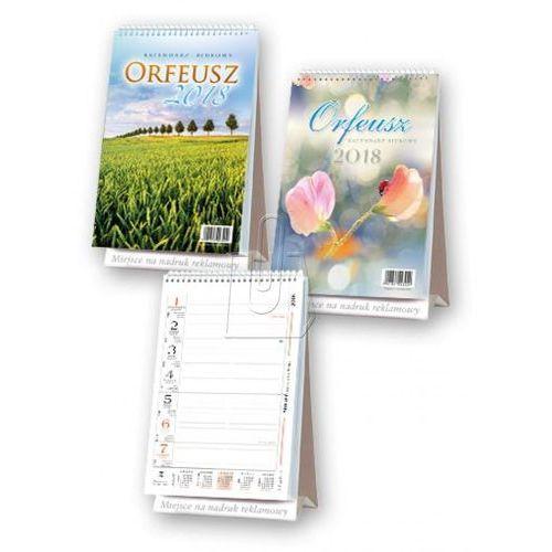 Kalendarze Kalendarz biurowy 2018 - orfeusz bf2 (5901397023229)