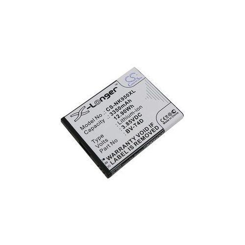 Nokia lumia 950 xl / bv-t4d 3350mah 11.51wh li-ion 3.85v () marki Cameron sino