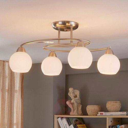 Lampenwelt.com 4-punktowa lampa sufitowa svean (4251096517231)