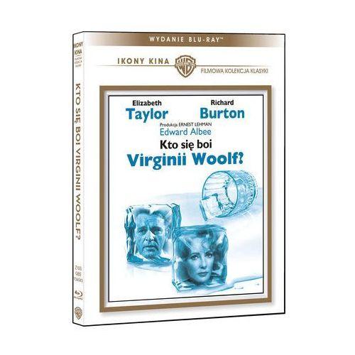 Mike nichols Kto się boi virginii wolf? (blu-ray) - darmowa dostawa kiosk ruchu (7321999340438)