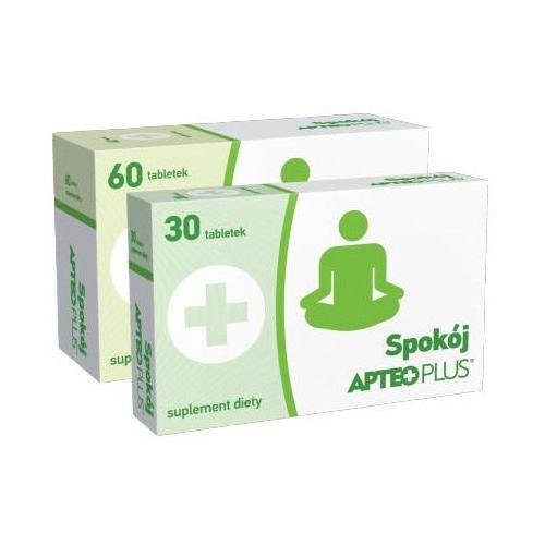 Synoptis pharma Spokój apteo plus x 60 tabletek