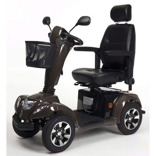 Skuter terenowy Carpo Limited Edition. (wózek inwalidzki)