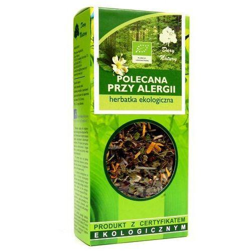 Dary natury Polecana przy alergii eko 50g - herbata
